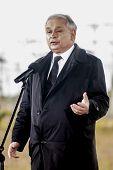 Jaroslaw Kaczynski Former Polish Prime Minister