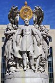 George Gordon Meade Memorial Civil War Statue Pennsylvania Ave Washington Dc