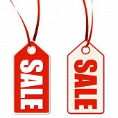 Label With Sale