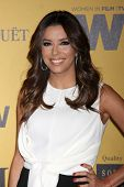 LOS ANGELES - JUN 11:  Eva Longoria at the Women In Film 2014 Crystal + Lucy Awards at Century Plaza