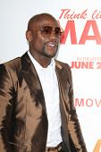LOS ANGELES - JUN 9:  Floyd Mayweather Jr at the