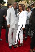 LOS ANGELES - JUN 10:  Rodney Peete, Holly Robinson Peete at the