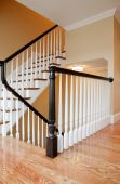 Interior Staircase, New Construction