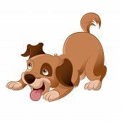 Cartoon Puppy