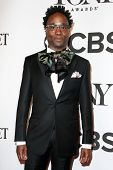 NEW YORK-JUNE 8: Actor Billy Porter attends American Theatre Wing's 68th Annual Tony Awards at Radio