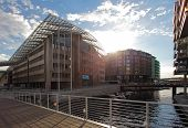 Oslo, Norway - April 16: : Astrup Fearnley Museum On 16 April 2014 In Oslo, Norway.