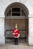Royal Guard In London