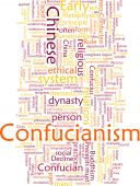 Confucianism Word Cloud
