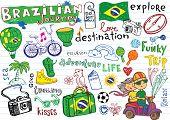 picture of brazilian carnival  - Brazilian travel - JPG
