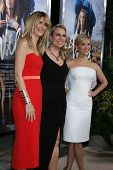 m LOS ANGELES - NOV 19:  Laura Dern, Cheryl Strayed, Reese WItherspoon at the