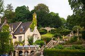 Castle Combe, unique old English village
