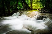 Splash Of Waterfall