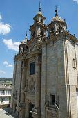 Cherch Of Santiago - Pontedeumme