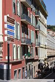 Directional Signs Point The Way In Nice