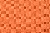 Orange textile background