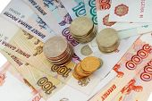 russian moneys and coins, rouble