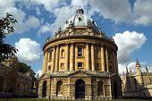 The Radcliffe Camera ( Oxford University)