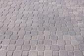Gray Pavement Texture Background