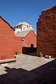 Santa Catalina Courtyard