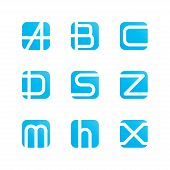 Set Of Letters