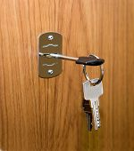 Opening Of Doors By Means Of Keys