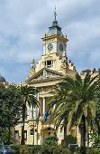 Malaga City Hall, Spain