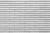 White brick wall texture and background seamless