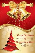 Greeting card for Winter Holidays