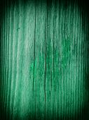 green wooden background or texture