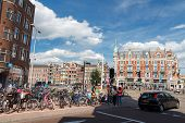Amsterdam Street.