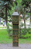 Big Ben in miniature, Donetsk, Ukraine
