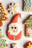 Decorative Christmas Cookies
