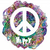 pic of hippies  - Hippie style - JPG
