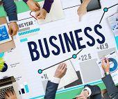 picture of enterprise  - Business Start up Corporate Enterprise Company Concept - JPG