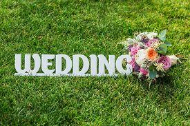 picture of wedding  - Word wedding - JPG