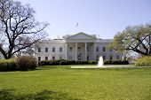 White House In Washington D.C., The President Residence