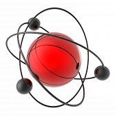 Render of molecule
