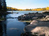 Mesa Lake In Autumn 6 poster