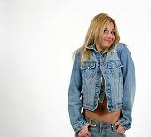 Blue Jeans Question
