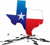 lonestar state of texas on oil