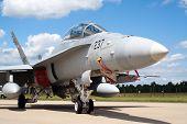 Jetfighter F/A-18 Hornet