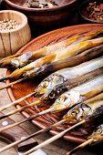 Appetizing Smoked Fish poster