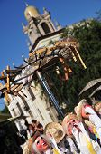Marionettes And Church