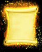 Magical Parchment