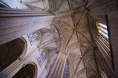 Teto no Mosteiro da Batalha