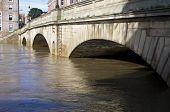 Inundações em York, Inglaterra