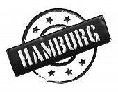Stamp - Hamburg