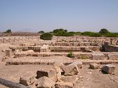 Public Buildings on the Phoenician colony of Motya