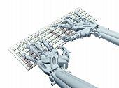 Equipo de robot