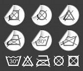 Washing / Textile Symbols